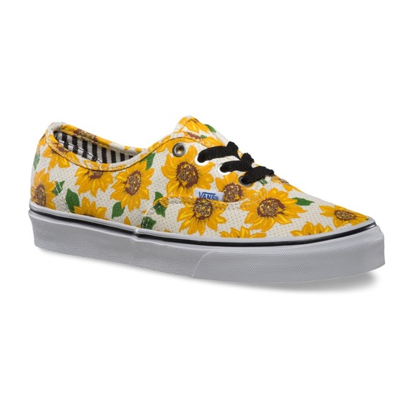 The Sunflower Authentic, Vans original and now iconic style